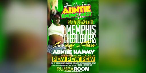 Auntie Hammy Memphis Comedy Show