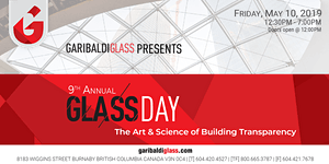 9th Annual Glass Day - 2019