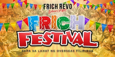 FRICH FESTIVAL for OFWs - MILAN 2019 tickets