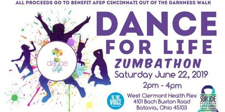 Dance for Life - Zumbathon!  tickets