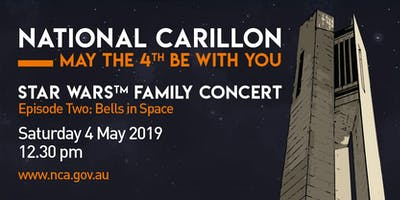 May the 4th be With You: The music of Star Wars at the National Carillon