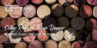 Cellar Reserve Wine Dinner
