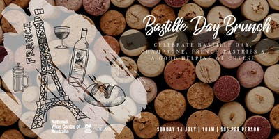 Bastille Day Brunch