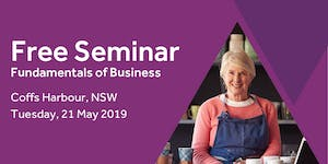 Free Seminar: Business Basics 101 – Coffs Harbour,...