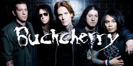 Buckcherry Live In Toronto tickets