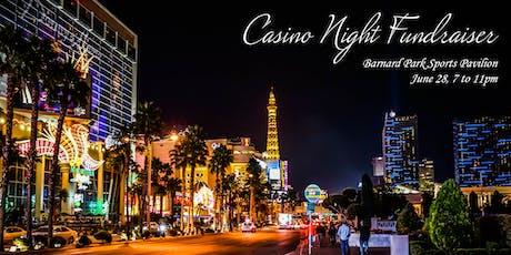 Casino Night Fundraiser tickets