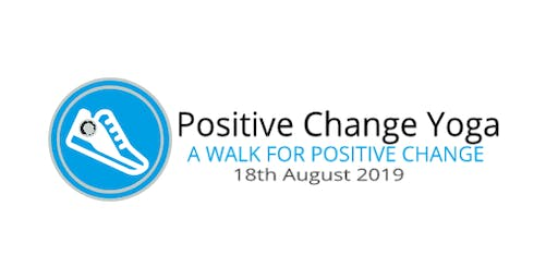 A walk for Positive Change