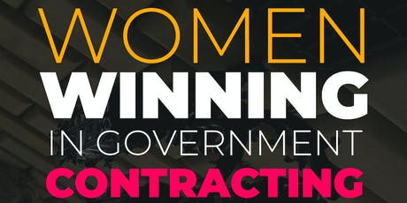 Women Winning In Government Contracting - Detroit tickets