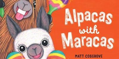 National Simultaneous Storytime! Alpacas with Maracas