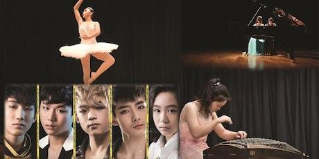 4th Singapore Raffles Cultural & Arts Festival tickets