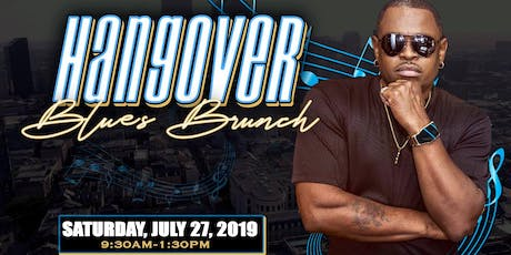 "ALL WHITE BLUES & JAZZ PARTY BRUNCH W/SIR CHARLES JONES ""HANGOVER BRUNCH"" tickets"