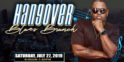 "ALL WHITE BLUES & JAZZ PARTY BRUNCH W/SIR CHARLES JONES ""HANGOVER BRUNCH"""