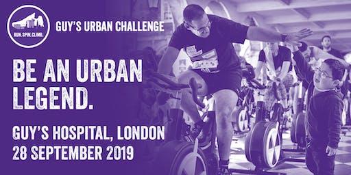 Guy's Urban Challenge 2019