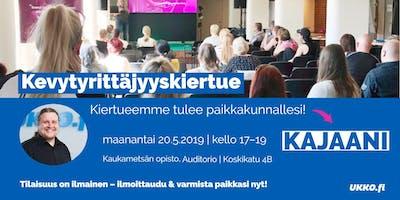 Kevytyrittäjyyskoulutus, Kajaani