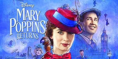 Mary Poppins Returns at Stanwick Lakes