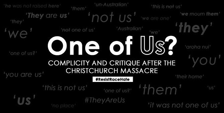 ONE OF US?  COMPLICITY AND CRITIQUE AFTER THE CHRISTCHURCH MASSACRE image
