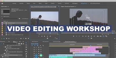 Introduction to Adobe Premiere Pro Workshop
