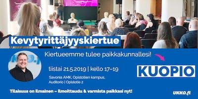 Kevytyrittäjyyskoulutus, Kuopio