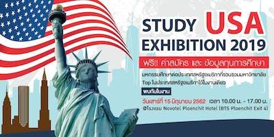 Study USA Exhibition 2019, Bangkok