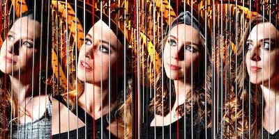 CLOUDS Harp Quartet \