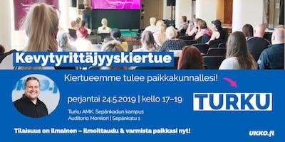 Kevytyrittäjyyskoulutus, Turku