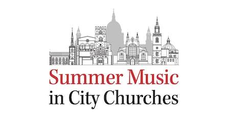 Choral Evensong - St Bride's Church Fleet Street tickets