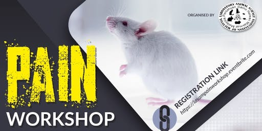 PAIN WORKSHOP by Laboratory Animal Science Association (LASAM)