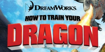 How to Train Your Dragon at Stanwick Lakes