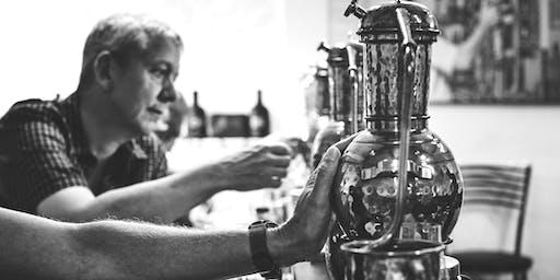 The Burleighs Gin Academy: Distilling Experience