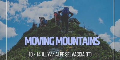 Moving Mountains // 5 Day Adventure // Team Mountain Expedition