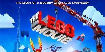 The Lego Movie at Stanwick Lakes