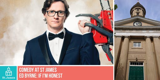 Comedy at St James: Ed Byrne