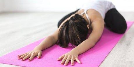Yoga thérapeutique tickets