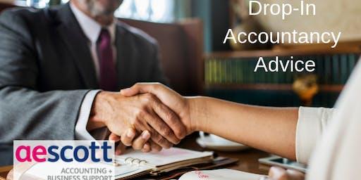 Drop-In Accountancy Advice