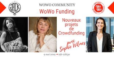 Nouveaux projets de crowdfunding - Brabant Wallon