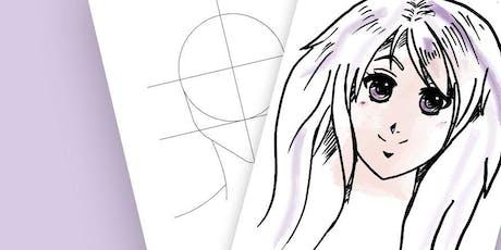 Manga Zeichenkurs | Workshop Tickets