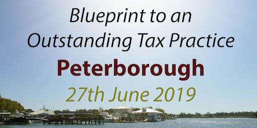 BluePrint to an Outstanding Tax Practice - Peterborough