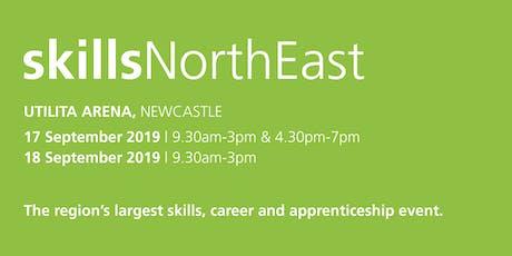 Skills North East 2019 - School / College Registration  tickets