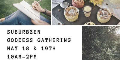 Goddess Gathering-2 day Urban Retreat