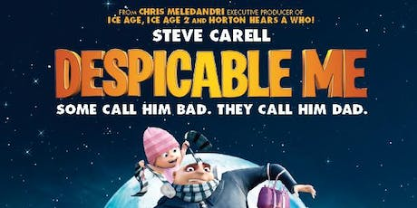 Despicable Me at Stanwick Lakes tickets