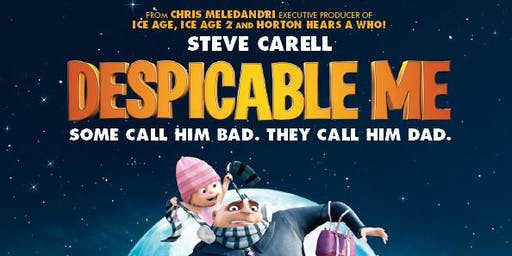 Despicable Me at Stanwick Lakes