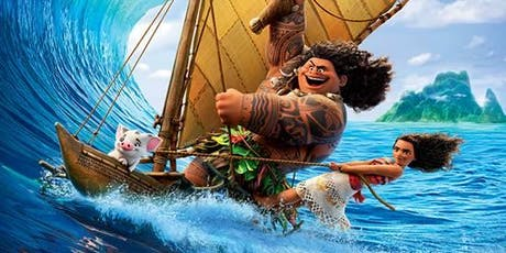 Moana at Stanwick Lakes tickets
