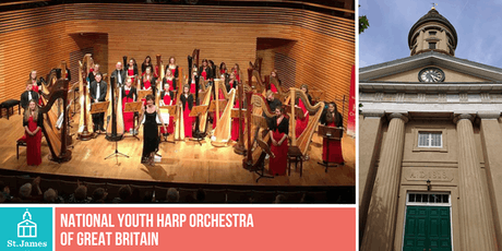 National Youth Harp Orchestra of Great Britain tickets