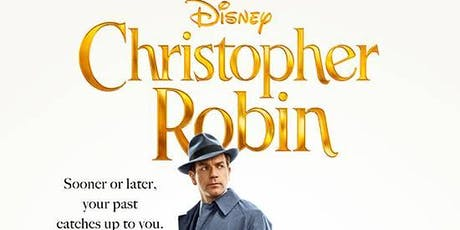 Christopher Robin at Stanwick Lakes tickets