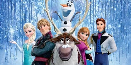 Frozen at Stanwick Lakes tickets