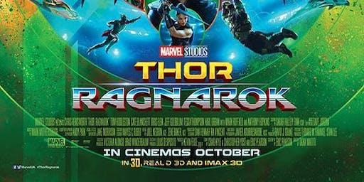 Thor Ragnarok at Stanwick Lakes