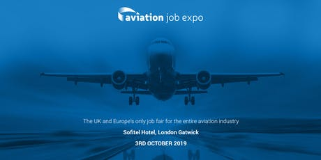 Aviation Job Expo tickets