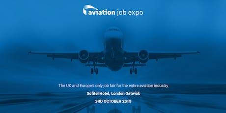 Aviation Job Expo tickets