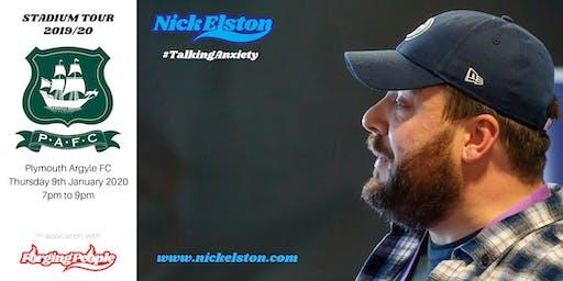 Nick Elston 'Talking Anxiety' at Plymouth Argyle FC