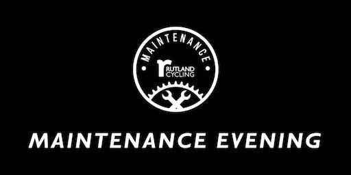 Bicycle Maintenance Class - Grafham